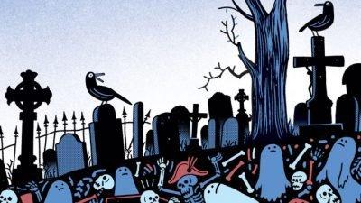 Britain's burial crisis